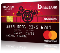 Titanium Delight Card